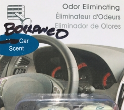 Borrowed Car Scent